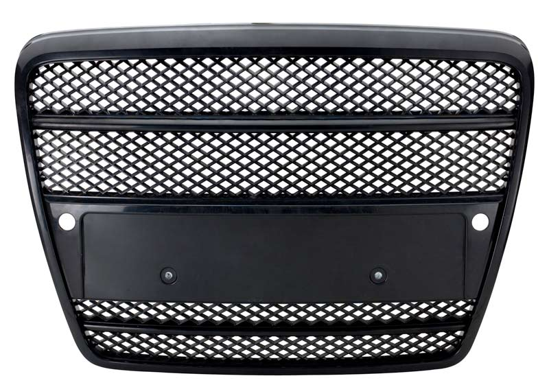 audi a6 04 typ 4f grill grillar 04 audi a6 audi styling. Black Bedroom Furniture Sets. Home Design Ideas